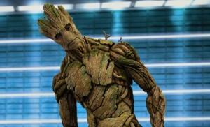 Groot a sûrement une réponse originale à partager. Reste à le comprendre ...