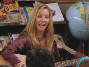 Qu'aurait dit Phoebe ?