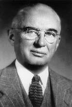 Alex Osborn, inventeur en 1935 du brainstorming