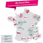Les métropoles FrenchTech couvrent toute la France