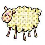 moutons à 5 pattes