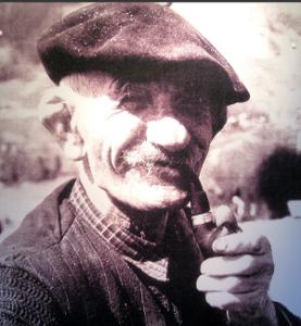 Lucien, patriarche de la famille Vandenroden
