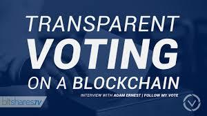 Un vote infalsifiable grâce à la blockchain