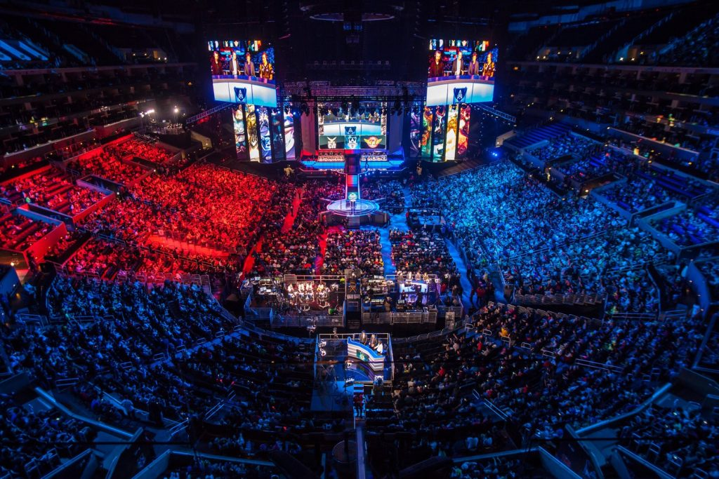 Riot Games, championnat de League of Legends en 2015