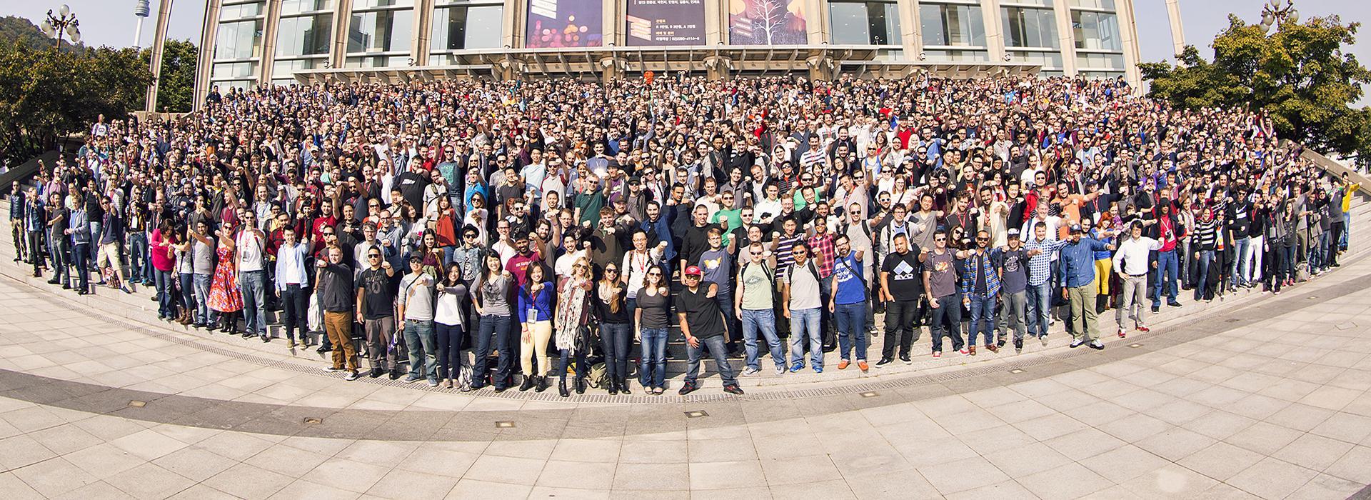"""Les """"Rioters"""" de Riot Games, développeurs mais aussi gamers !"""