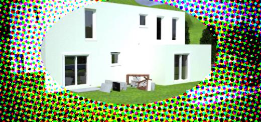 C2eco, une belle habitation écologique à partir de containers