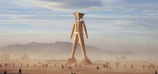 Burning man, le festival emblématique d'un esprit innovant à développer ?