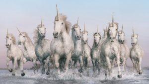 Seules 3 des 150 licornes du monde sont françaises. La plupart de la silicon valley.