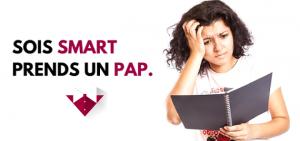 Sois Smart, prends un Pap - Smart Pap