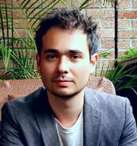 Aurélien Farvacque, futur CEO de PeopleEyes, un noueau réseau social