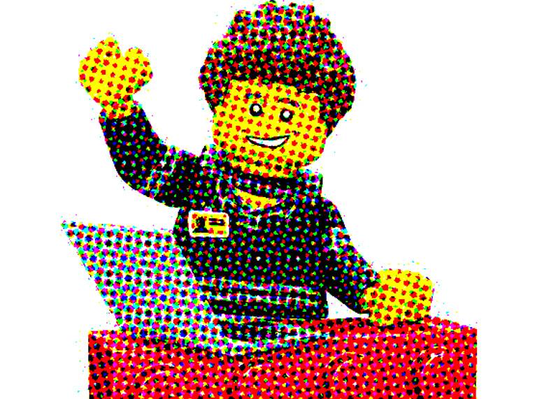 Le brainstorming en 3D avec LEGO