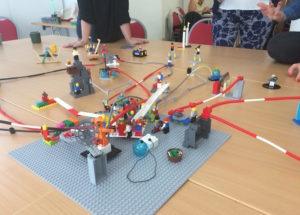 Facilitation d'ateliers stratégiques avec le méthode LEGO® SERIOUS PLAY®