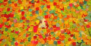 Brainstorming, trop de post-it tue la créativité !