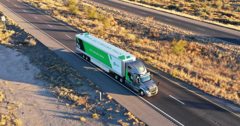 Tendances 2019: le service postal US (USPS) teste ses premiers camions autonomes pour le transport du courrier.