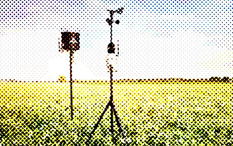 sencrop la statio agro-météo connectée